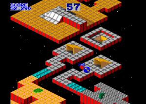 マーブルマッドネス(ATARI 1985) 私の人生を決定づけたゲーム。