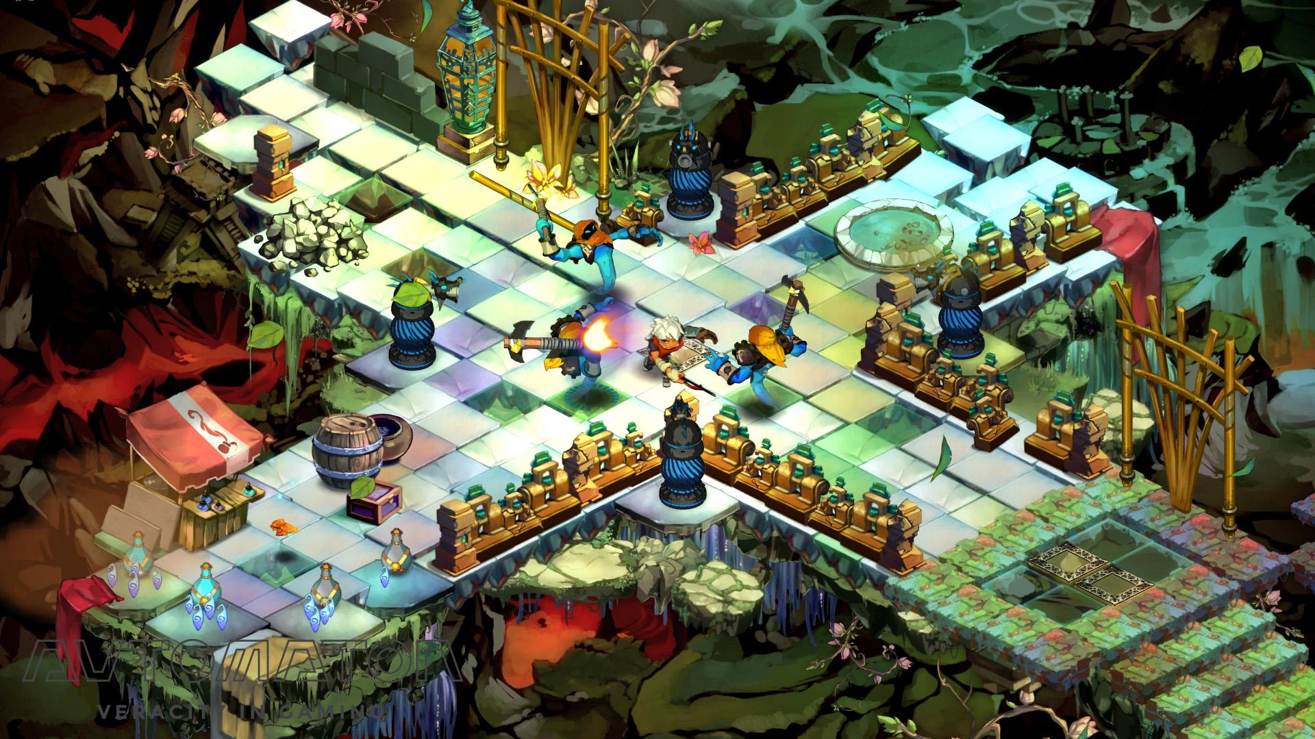 Supergiant Gamesのデビュー作『Bastion』