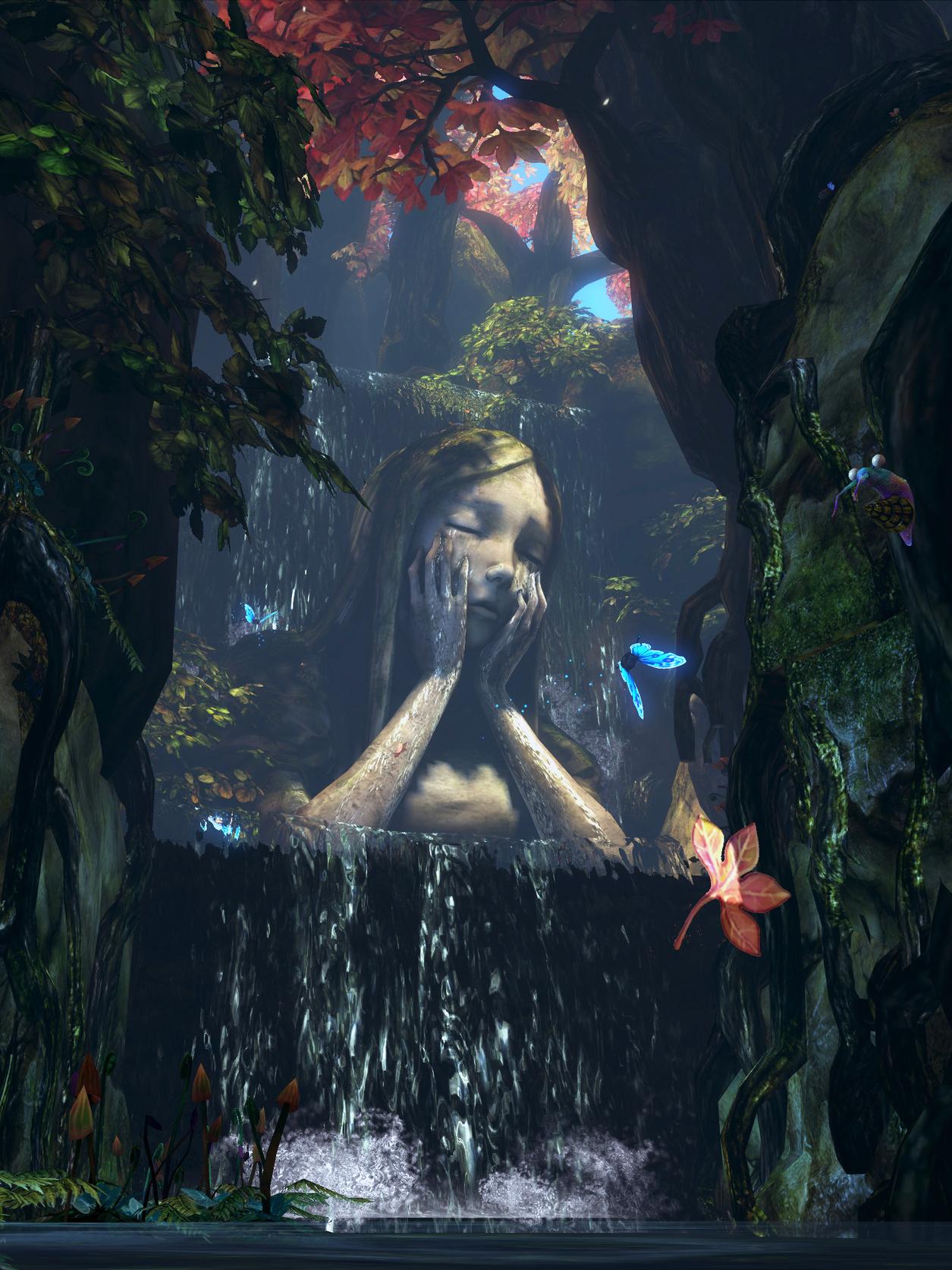 『Alice: Madness Returns』 アートではなくゲームからの1枚