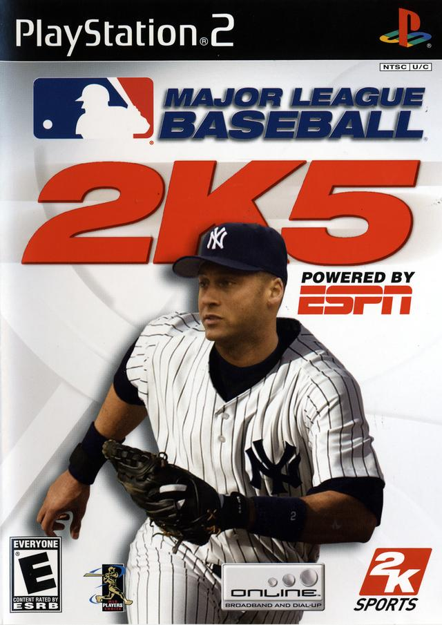 『Major League Baseball 2K5』