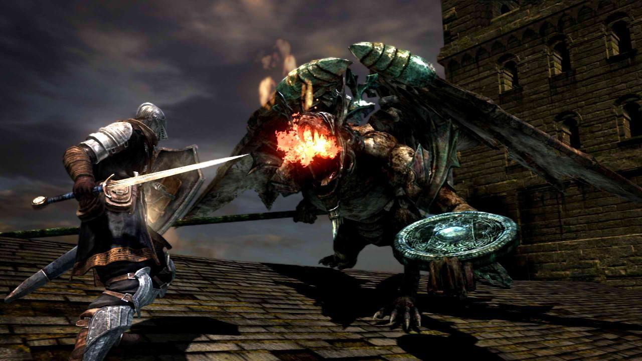 『Dark Souls: Prepare to Die Edition』。スペックだけでなく、Games for Windos LIVEの採用もファンから非難を浴びた