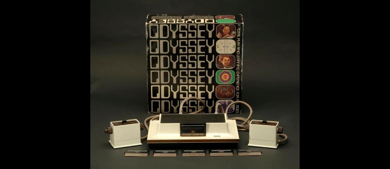 世界初のゲーム機Odyssey