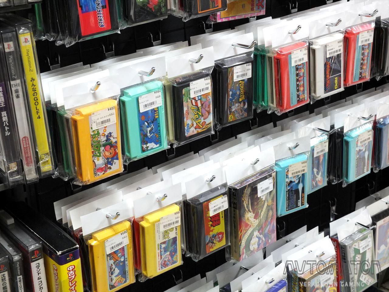 ソフトを重視する立場は中古ゲーム専門誌での連載であったことにも起因するだろう。