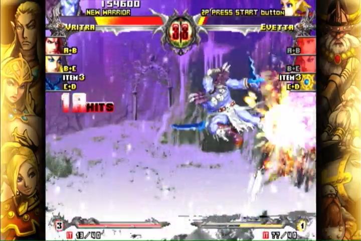 オススメキャラはダークエルフの二刀流剣士「ヴリトラ」。強くてかっこいい。 (画像はPS3版『ダークアウェイク』のものです)