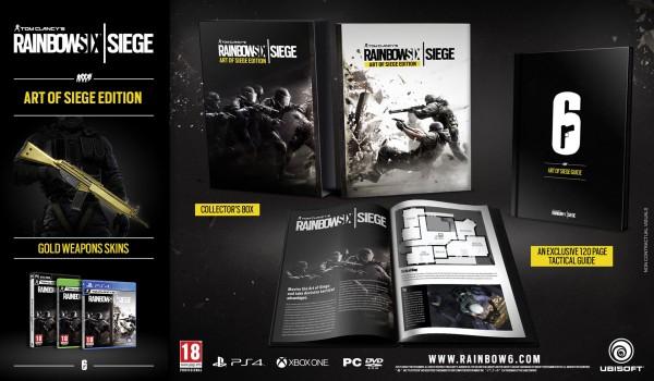 「Art of Siege Edition」