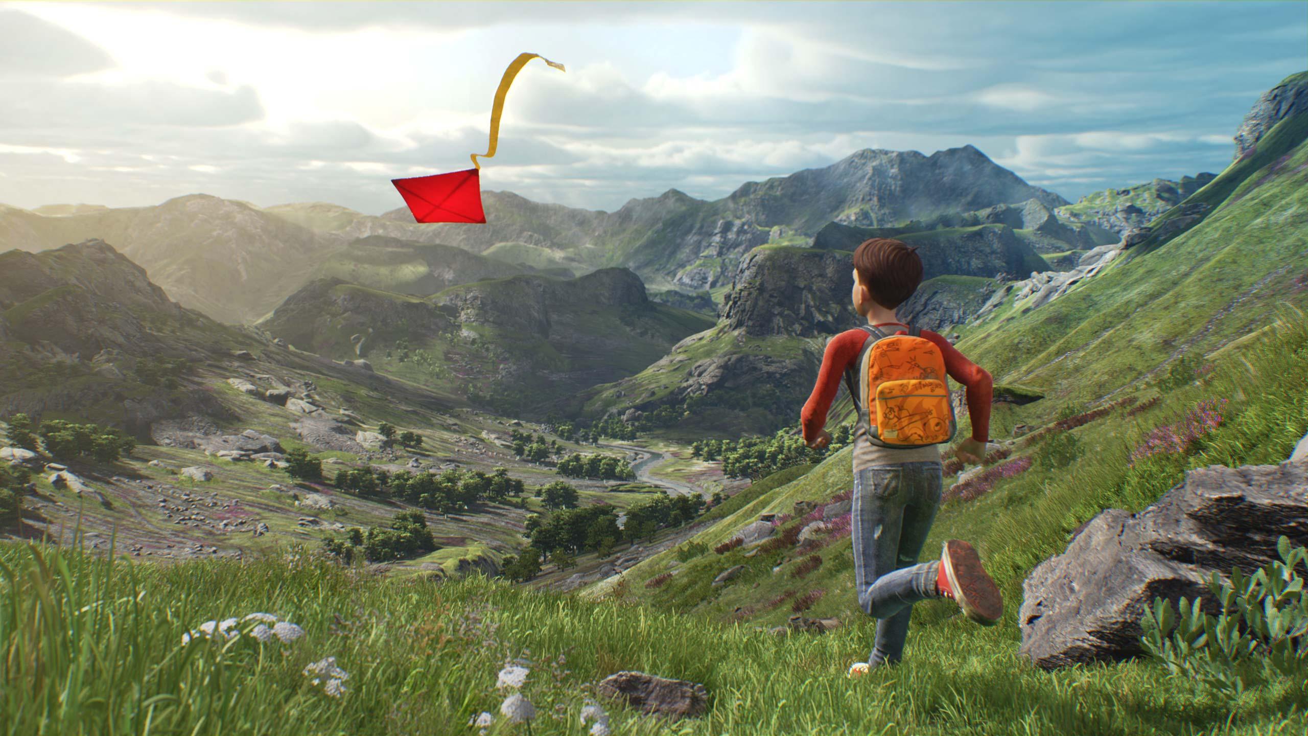 GDC 2015にて公開されたUnreal Engine 4デモ「Kite Open World」。圧倒的な物量感が迫る映像で、30fpsにてリアルタイム動作している