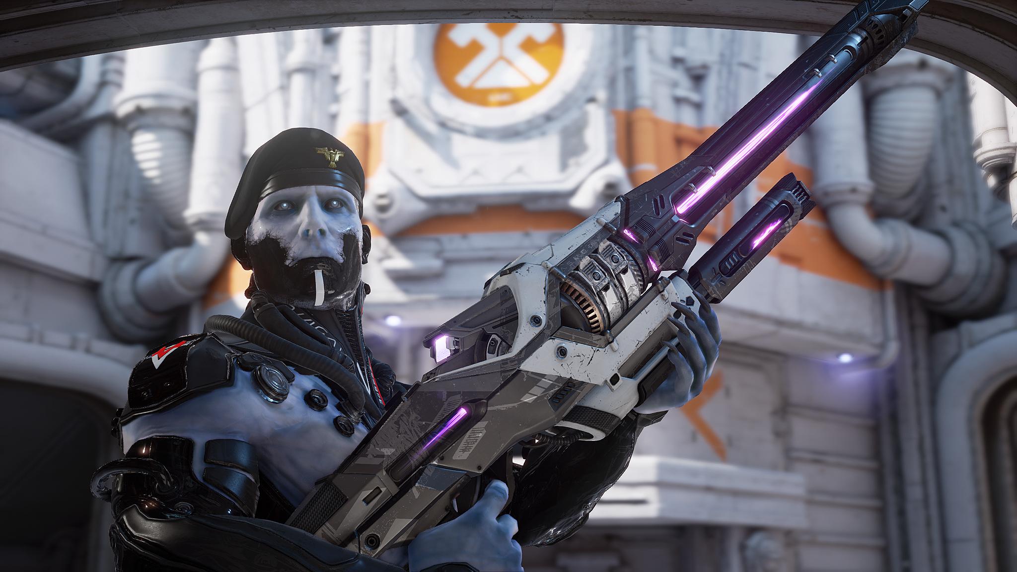 『Gears of War』以前より続いていたEpic GamesのアリーナFPS『Unreal Tournament』。最新作が現在開発中であり、ファンコミュニティと協力して開発するスタイルが採用されている