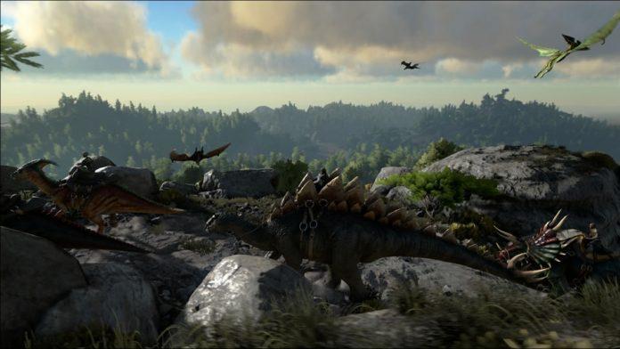 ark 恐竜 回復