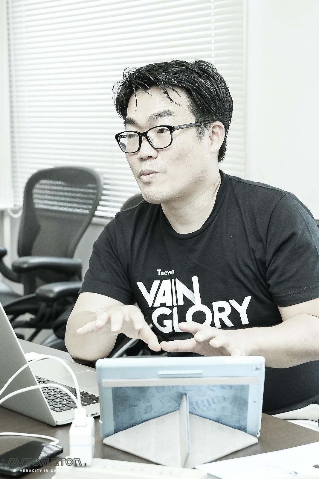 ユン・テウォン氏