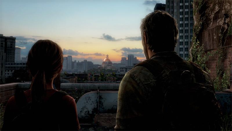 『The Last of Us』 ジョエルとエリー