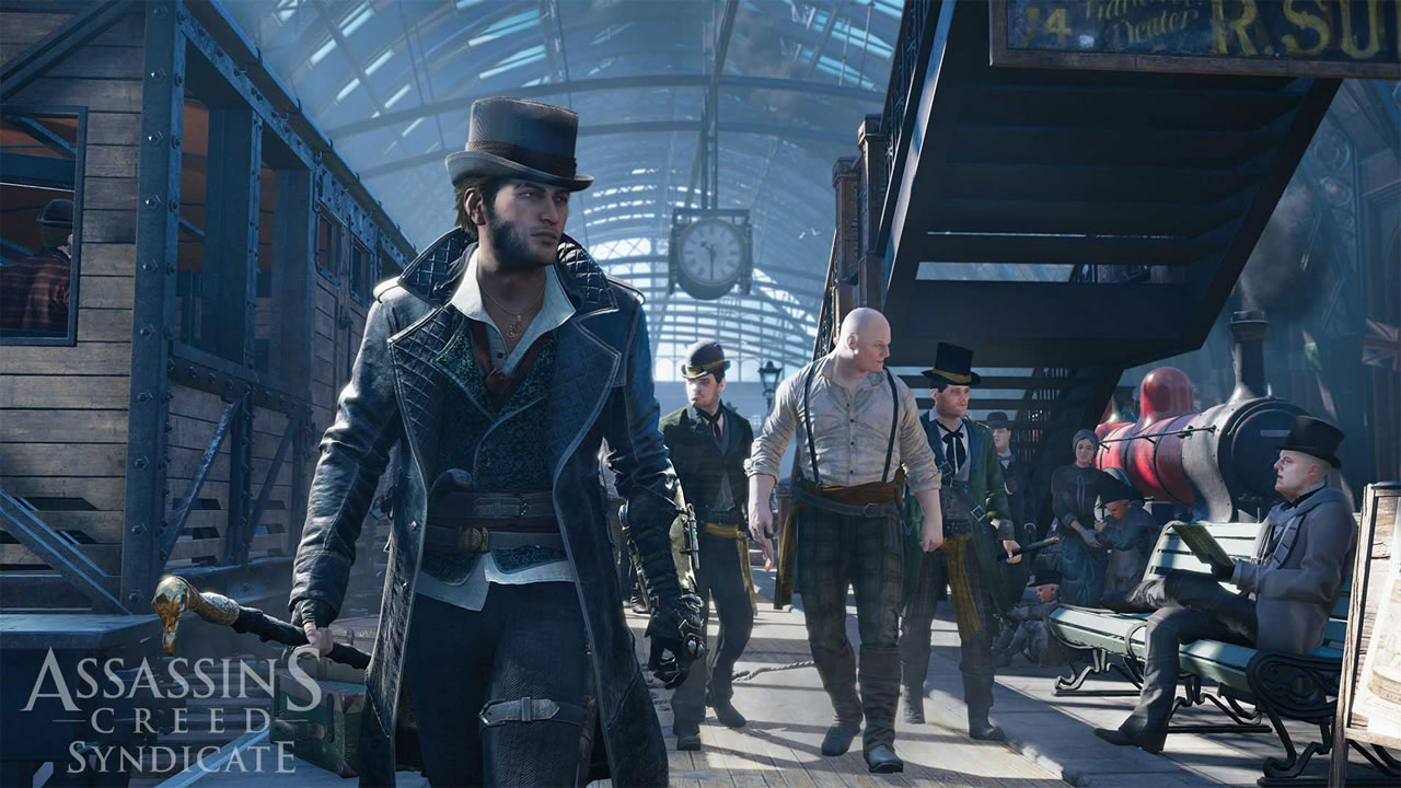『Assassin's Creed Syndicate』は、近年のシリーズのなかでも特に評価が高い。