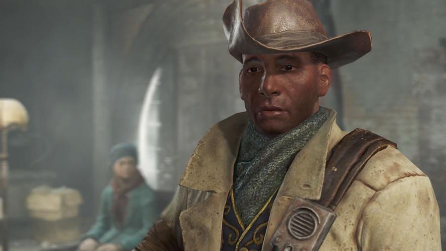 Preston Garvey Image Credit: Fallout Wiki