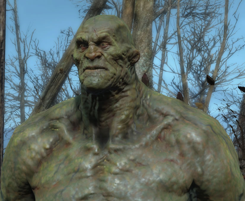 Strong Image Credit: Fallout Wiki