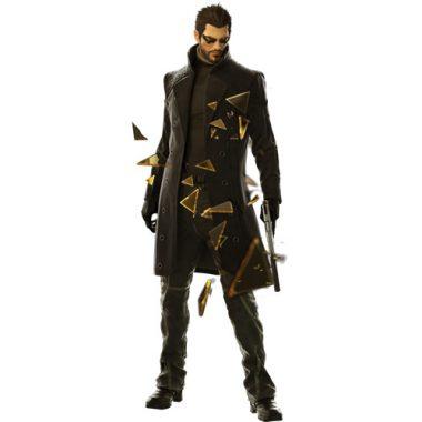 『Deus Ex: Human Revolution』 Adam Jensen Image Credit: Deus Ex Wiki