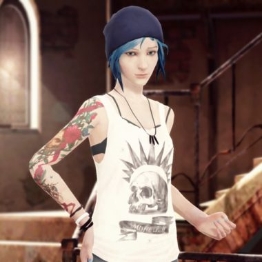 『Life Is Strange』 Chloe Price Image Credit: Kotaku