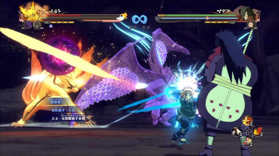 画像出展: Steam 海外では2月5日に、『NARUTO SHIPPUDEN: Ultimate Ninja STORM 4』のリリースを控えている。