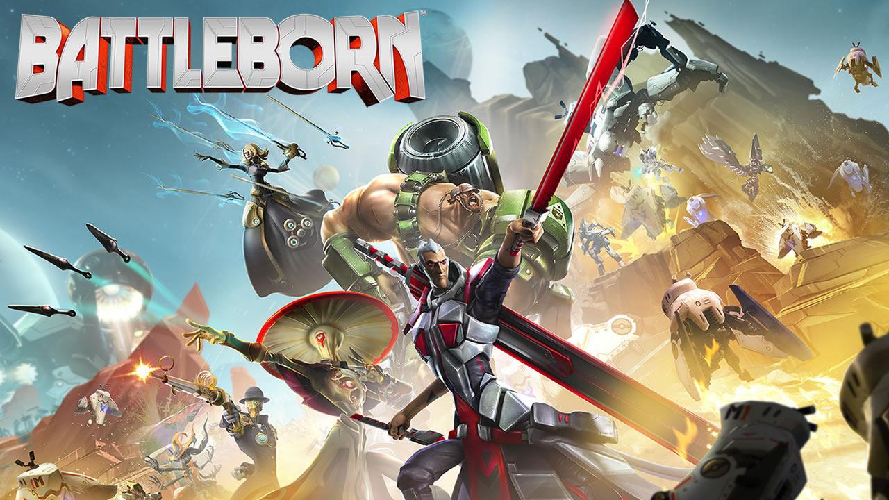 Gearbox Softwareは今夏に『Battleborn』の発売を予定するなど、絶好調だ。 画像出典: Battleborn