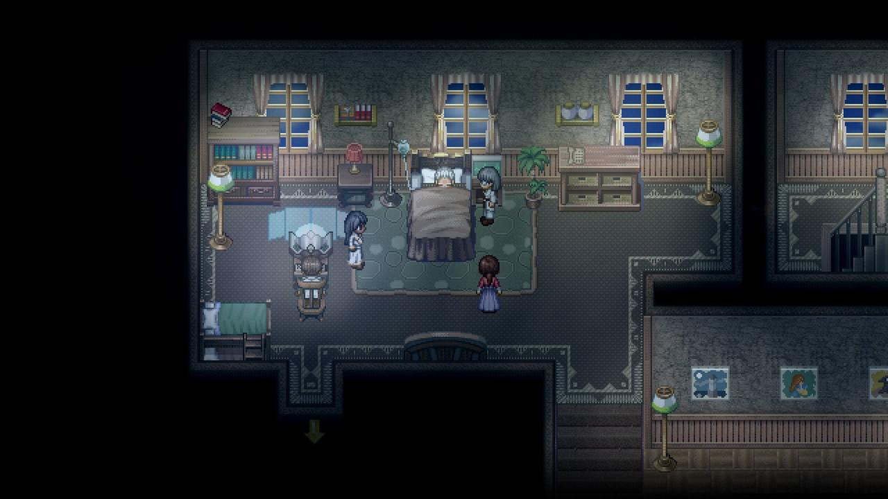 『To the Moon』は、主人公のふたりが依頼人の願いを叶えるために記憶を冒険するアドベンチャーゲーム。