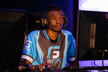 Terrence Miller選手 Image Credit:DreamHack flickr