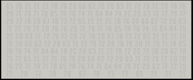 Redditに寄せられた動画内の暗号文