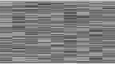 動画の一瞬に仕込まれたバーコード Image Credit: NeoGAF