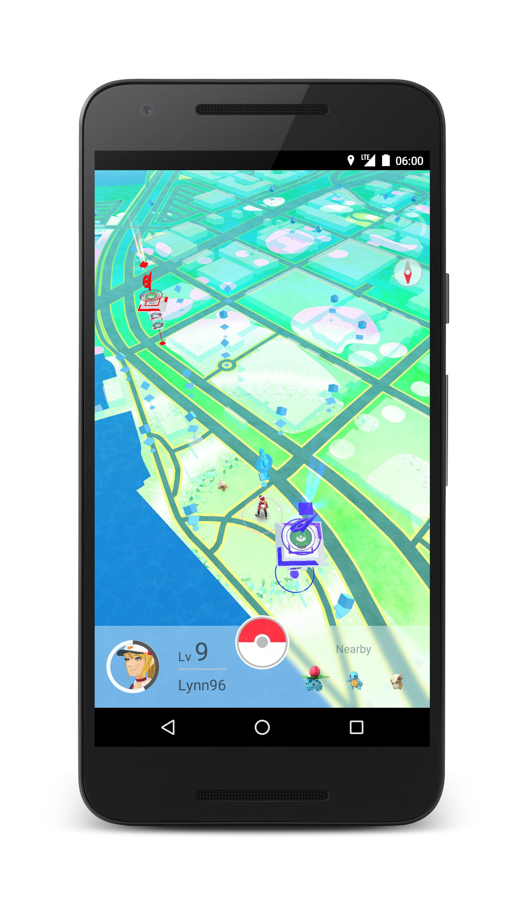 で、どんなゲームなの?」国内外で狂騒、『pokemon go』は実際こんな