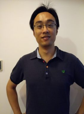共同設立者のWax Wu氏