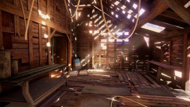 Unreal Engine 4が描く幻想的な光の演出