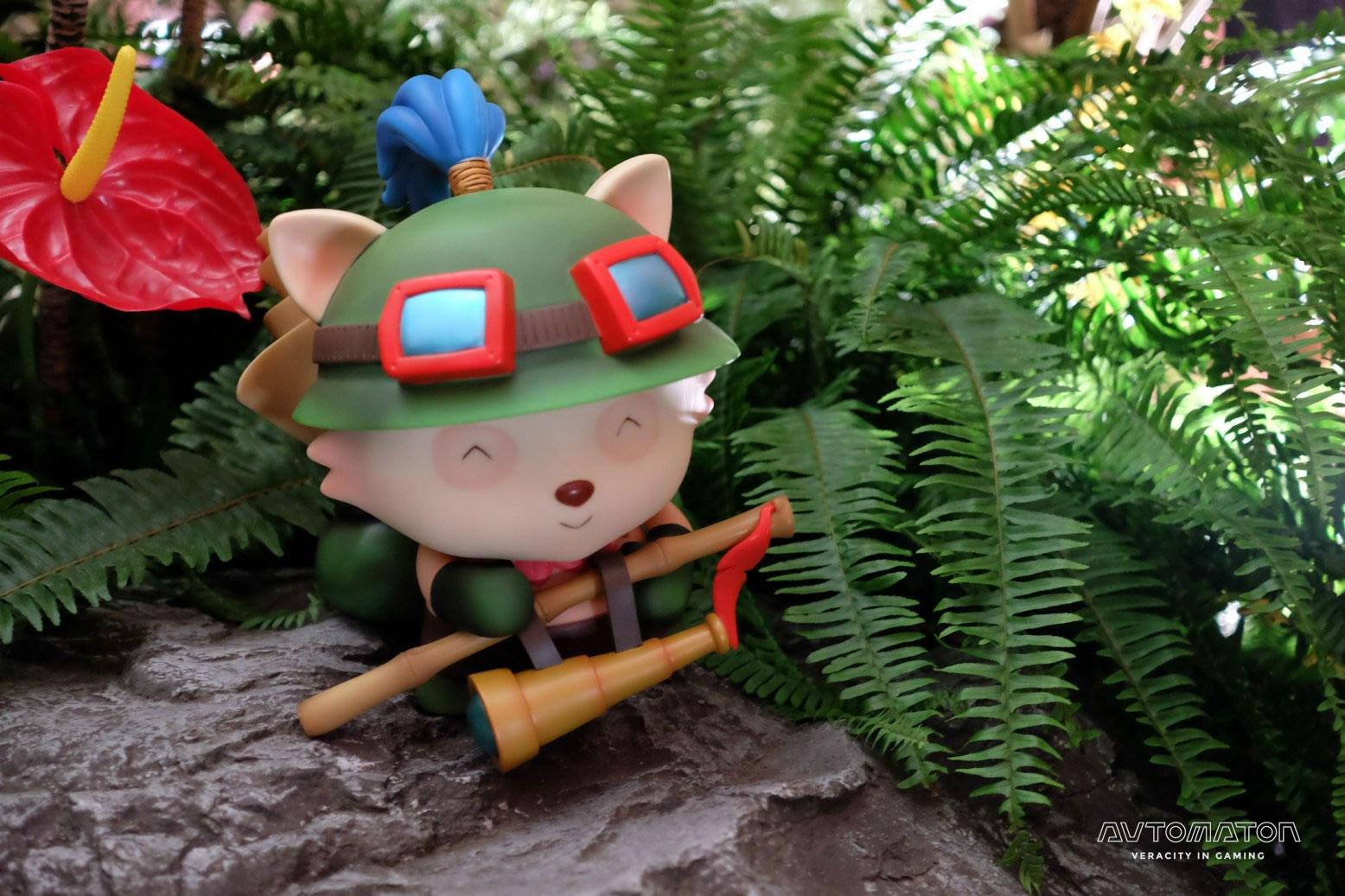 ジャングル内にはニクいアイツも潜んでいて……?