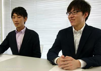 RAMPAGEオーナーのMizuRussian氏(左)とマネージャーのAotaka氏(右)