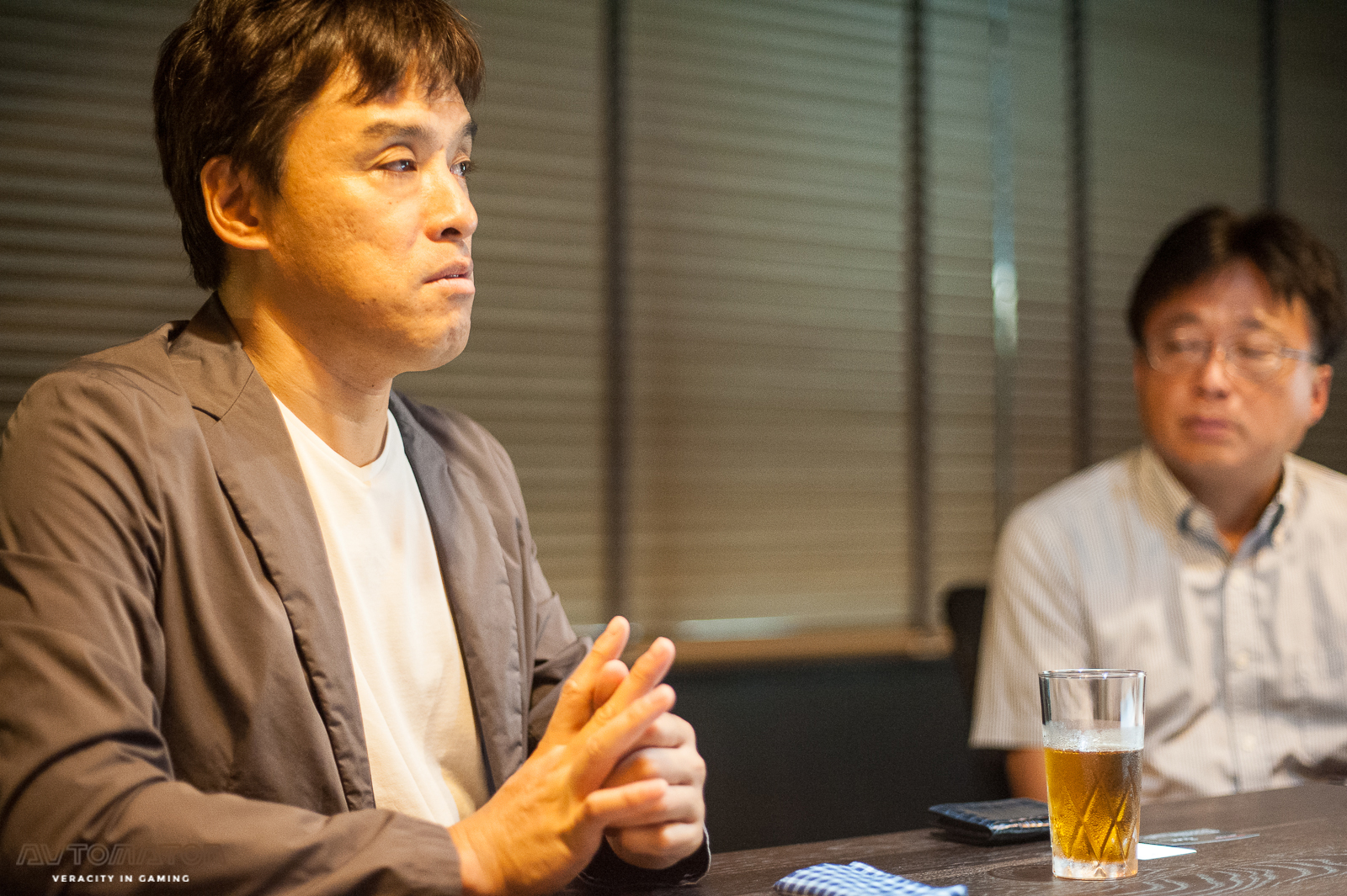 中村光一氏: 現スパイク・チュンソフト代表取締役会長。1984年にチュンソフトを中西氏らと立ち上げ、以降『ドラゴンクエスト』『かまいたちの夜』『不思議のダンジョン』など数々の名作を生み出してきた。