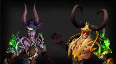 新クラス「Demon Hunter」。