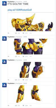 発売を祝うPlayStation公式Twitter