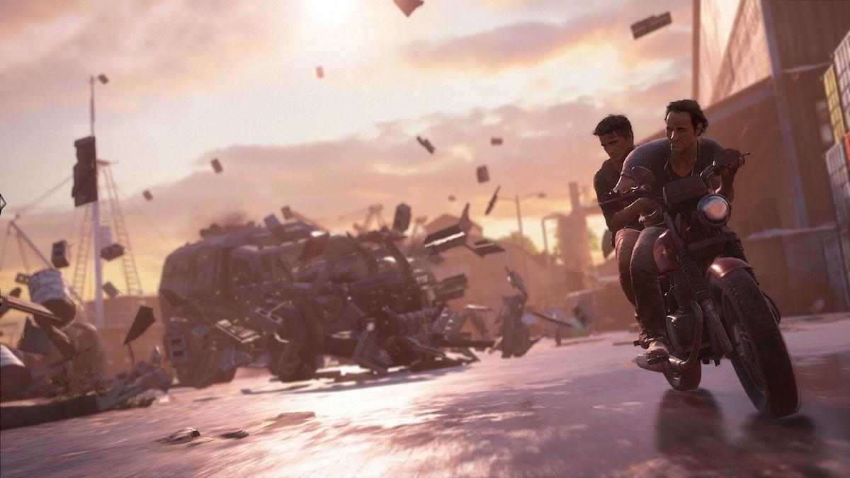 Hennig氏は『Uncharted 4』の開発途中でNaughty Dogsを去ったが、主人公Nathan Drakeの兄弟を登場させるアイデアは彼女が出したもの