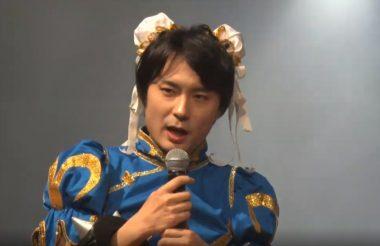 カプコン綾野氏