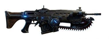 『Gears of War』シリーズのアイコンともいうべき武器「Lancer」は映画にも登場するだろうか。