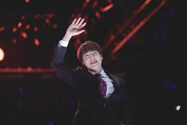 "SKTコーチのKim ""kkOma"" Jeong-gyun氏。 画像出典: Riot eSports Flickr"
