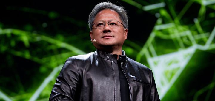 NVIDIA社長兼CEO Jen-Hsun Huang氏 Image Credit: NVIDIA