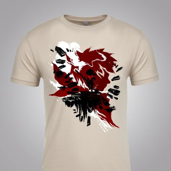 本作の5周年とXbox One版発売を記念してオリジナルTシャツを発売する