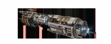 無料戦艦、USR製Pioneer。惑星開拓の任務を終えた入植船は、移民者を守る強固な装甲とペイロードをもって打撃戦艦と化した。高DPSの主砲は偏差射撃を要するがAoE属性で扱いやすい。規格外の射程24kmを有する副砲グラビティニュークは長距離からの初撃を可能とする。だが、この戦艦の真価は武器ではない。スキル「デテクトセクター」でセクター内の敵艦位置、そして作戦を暴く偵察能力だ。Pioneerは本作のプレイフィールを象徴している。