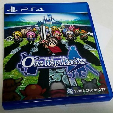 『Mystery Chronicle: One Way Heroics』 Image Credit: Instagram: Limited Run Games
