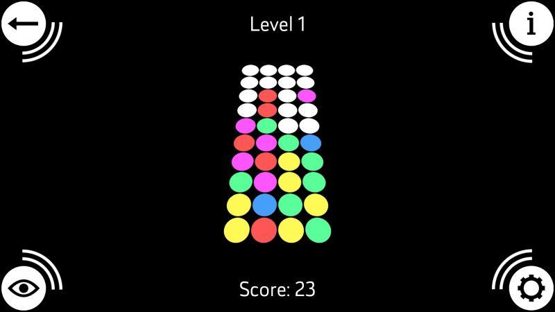 マッチ3ゲームの『Blocks』