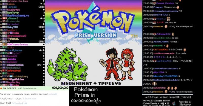「Pokemon Prism」は、Twitchを中心にファンコミュニティを構築してきた。