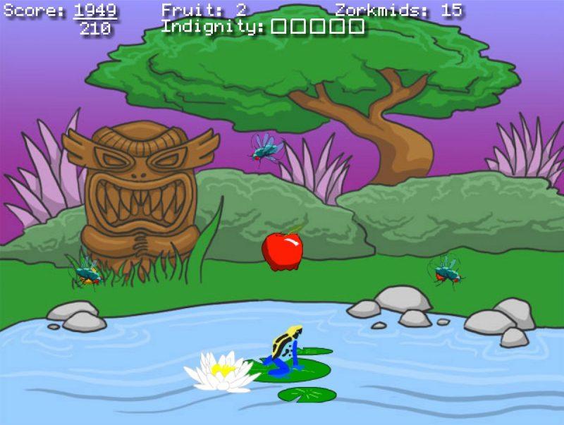 前作『Frog Fractions』。その奇天烈な作風を弊誌では『ボボボーボ・ボーボボ』の精神と称えていた