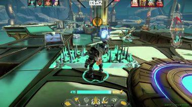 アリーナ型の対戦ゲーム『Breakaway』はAmazon Game Studiosのなかでも、特に期待されている。