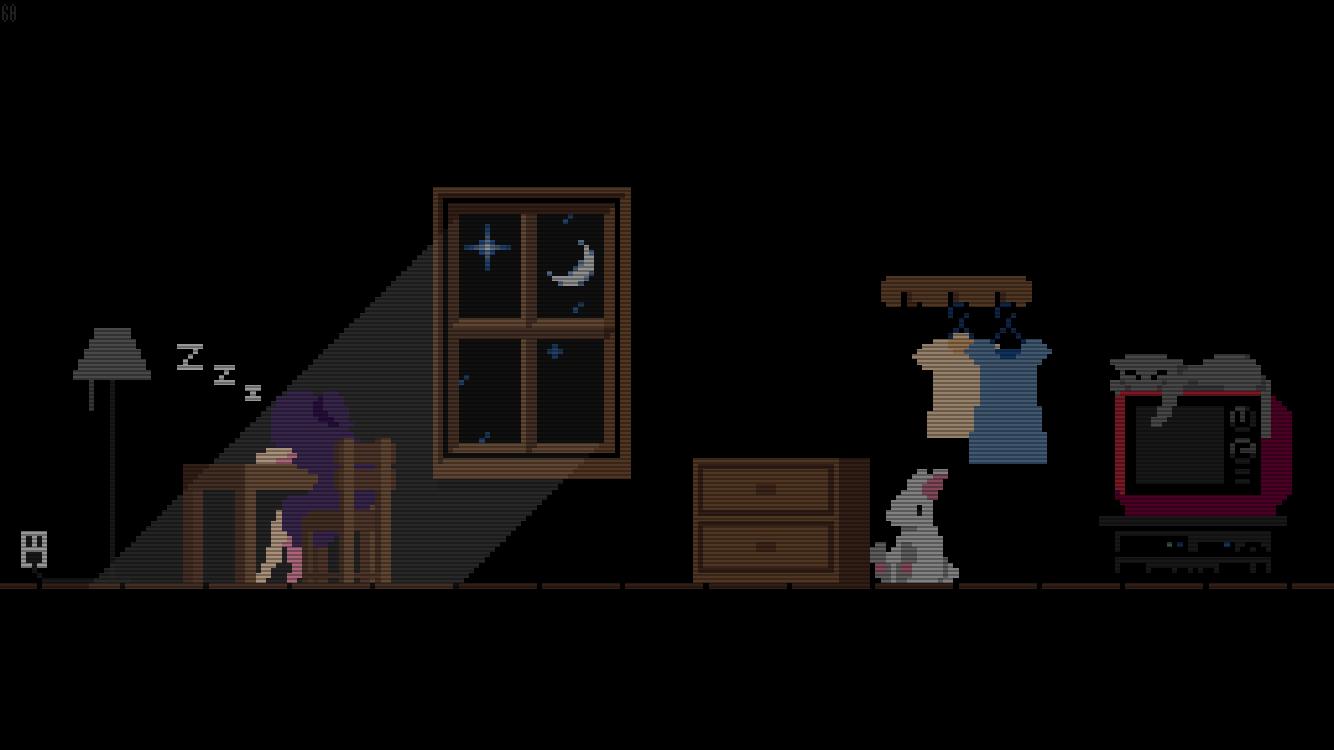 「黒の鍵」をもちいたエンディングでは、Jillは昼に目を醒まし、室内灯をつけずに画面から出ていく。「白の鍵」をもちいたエンディングでは、Jillは夜に目を醒まし、室内灯をつける。前者は実らなかったアイデアを、後者は実ったアイデアを表すのかもしれない。