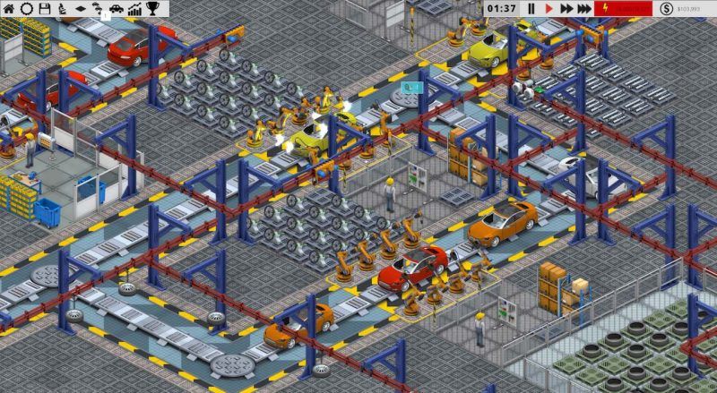 Production line coming to steam early access header 800x439