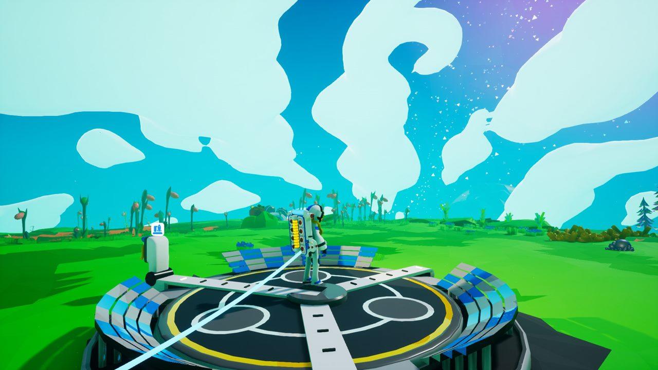 Planet exploration open world architect