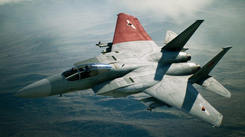 エースコンバット7』で、空軍のパイロット親子対戦が実現。ゲーム内 ...