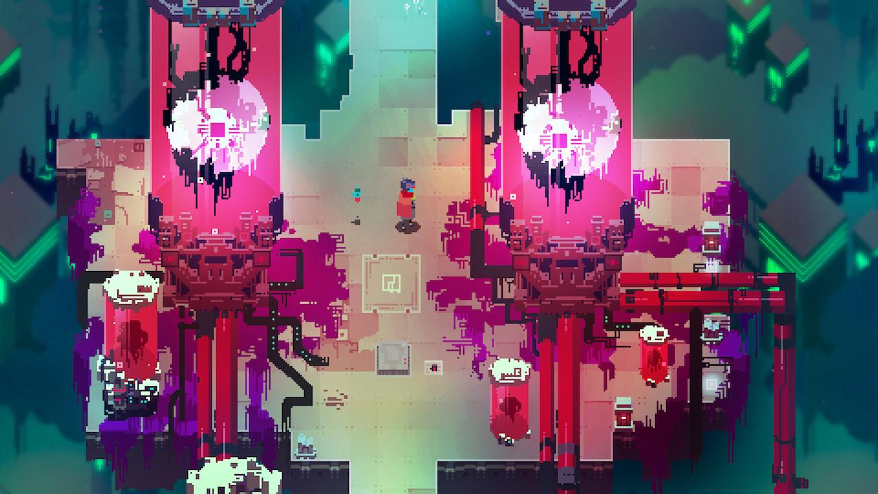 『Hyper Light Drifter』『Mutant Year Zero』がEpic Gamesストアで無料配布中